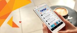 Tipsa banner app movil