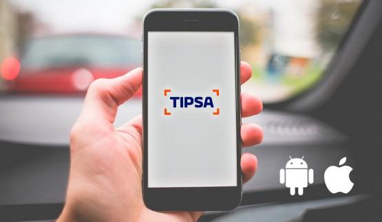 Diseño y desarrollo app Tipsa