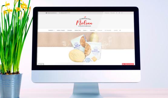 Presentación ecommerce www.productosdeecija.es