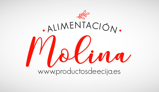 Logo de la tienda online Alimentacion Molina