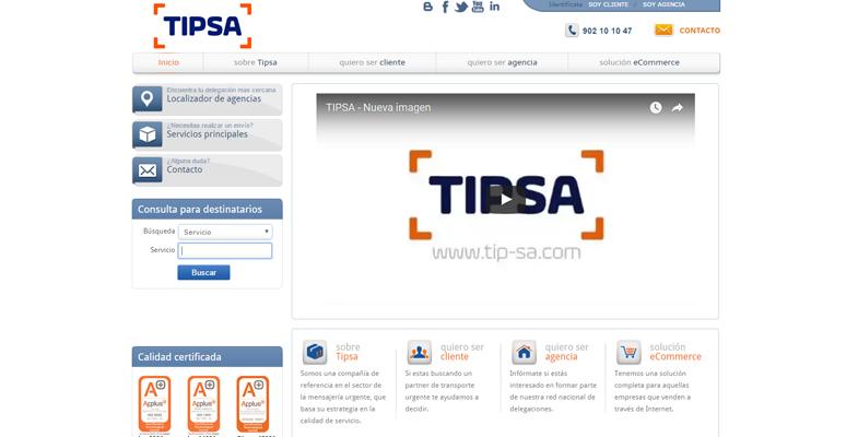 Index Tipsa web