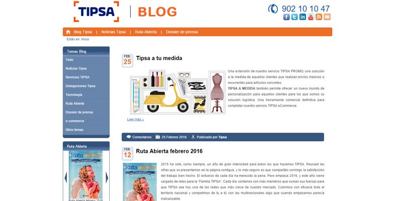 Blog Tipsa