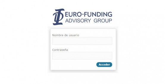 Intranet login Euro Funding