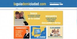 Desarrollo del portal web la guia de mi ciudad