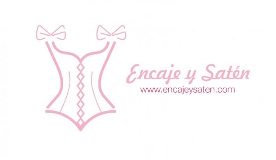 Monocromo Encaje y Satén logo