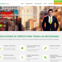 Web – Credit Solution