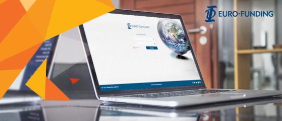 Banner para el blog del software de Euro Funding
