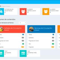 Objetivo Conducir – Plataforma Web Autoescuela