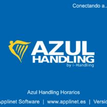 Azul Handling Personal