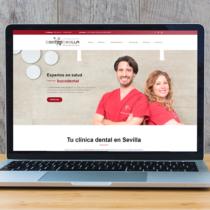 Clínica Centro Sevilla – Web Clínica Dental